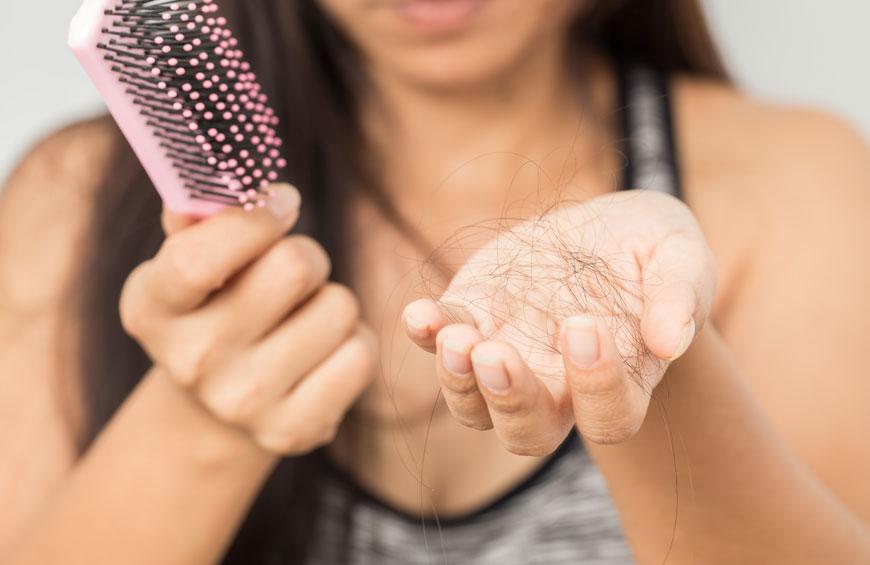 Stresin Saç Dökülmesi Üzerindeki Etkisi